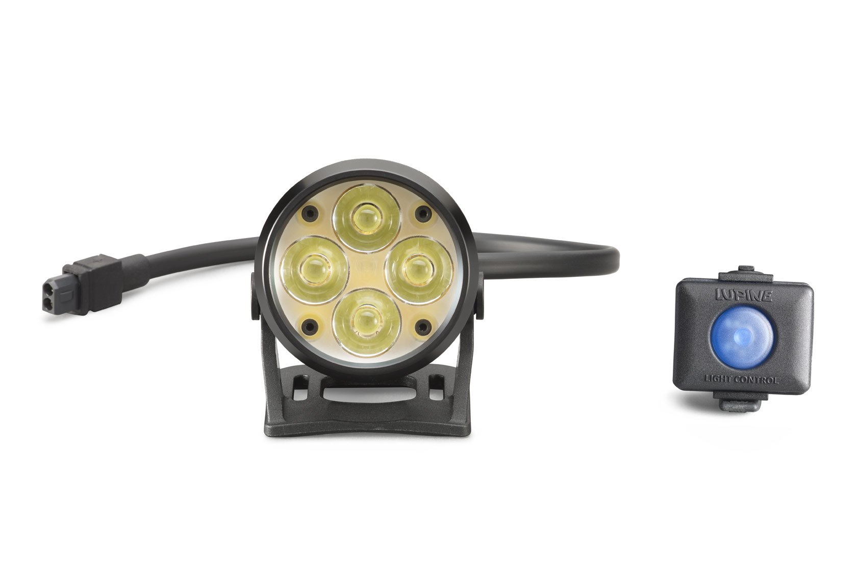 Lupine Lighting Systems Wilma RX 14 HD Headlamp, 3200 Lumens, LED, Bluetooth Control, Heavy Duty Headband, Rechargeable 13.2 Ah SmartCore Lithium-ion Battery by Lupine Lighting Systems (Image #2)