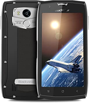 Teléfonos Libres Blackview BV7000 - Móvil Antigolpes: Amazon.es ...