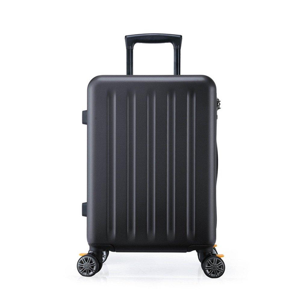 サイレントスーツケース スーパーライトビジネスPCタイボックスパスワード荷物スーツケース20/24/28インチ男性と女性の両方、旅行ギア B07V2VLNHS