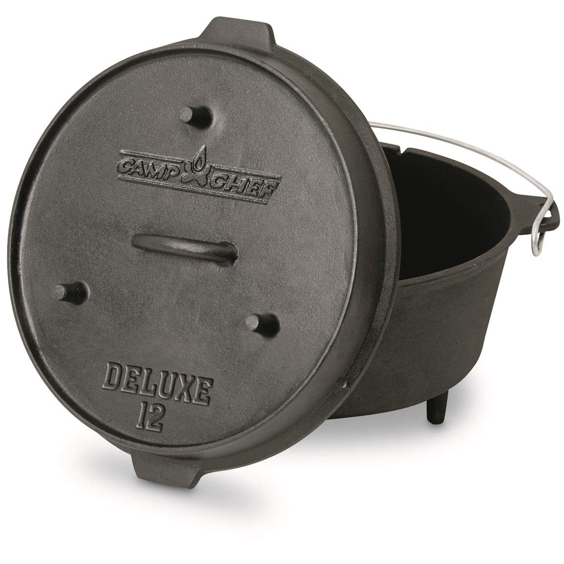 Camp Chef Deluxe 9 1/3-Quart Dutch Oven
