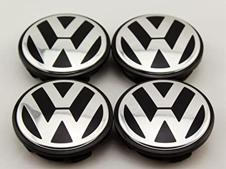 Amazon.com: AOWIFT 4 piezas 2.559 in tapón central de rueda ...