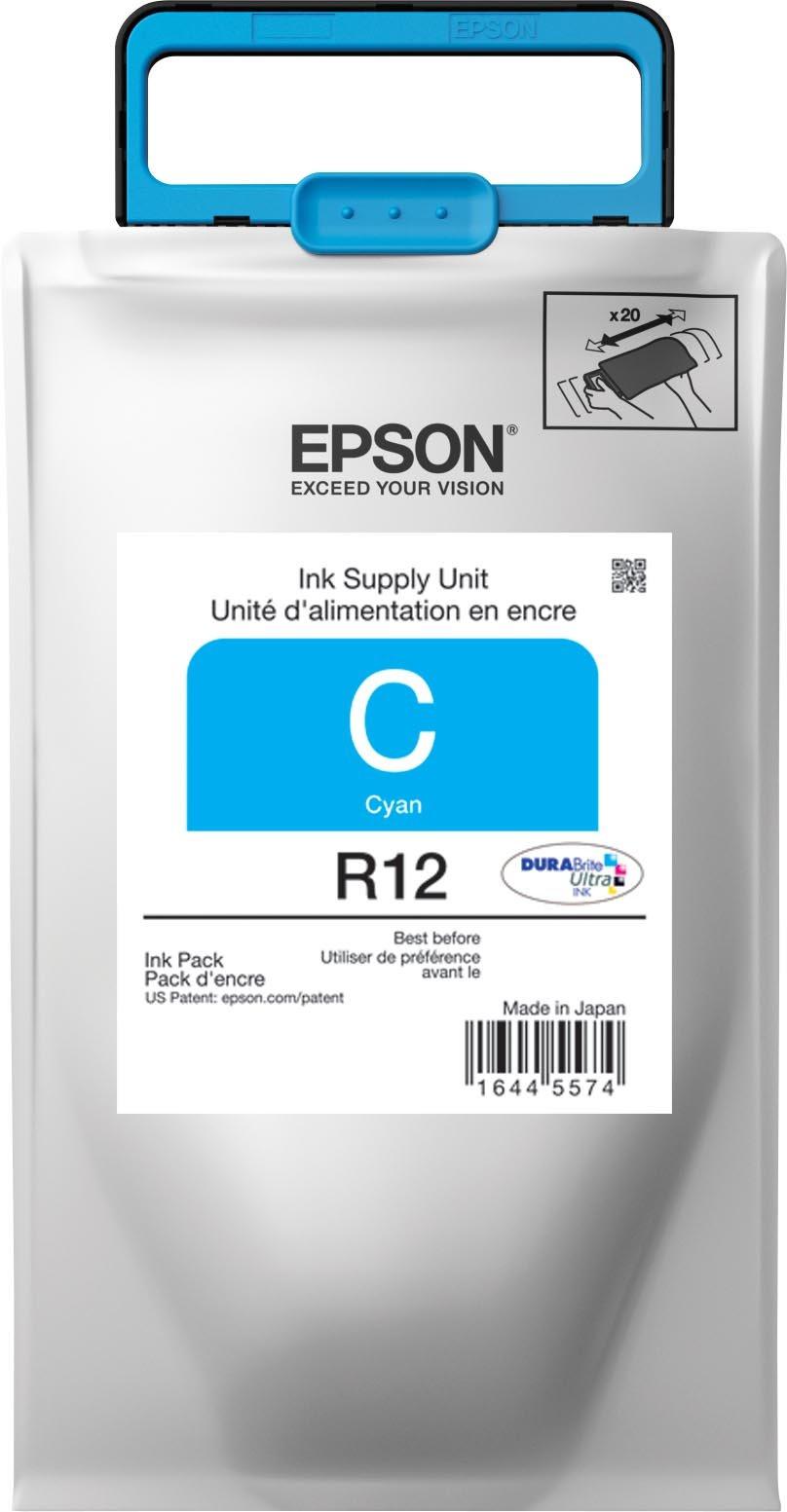 Epson DURABrite Ultra Standard Capacity, Cyan Ink (TR12220) by Epson (Image #1)