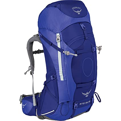 ff0ae0ba0d0 Amazon.com   Osprey Packs Ariel AG 65 Women s Backpacking Backpack   Sports    Outdoors