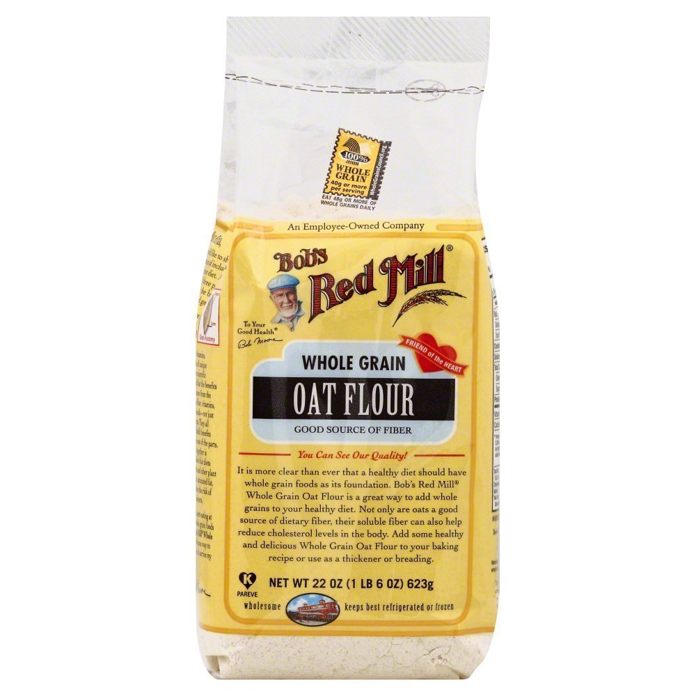 Bobs Red Mill Flour Oat Whole Grain