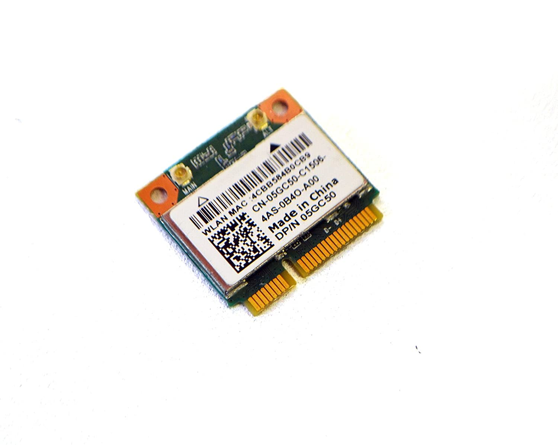 5GC50 New Dell HP Lenovo Asus Toshiba Compaq Acer MSI Laptop Wlan Wireless Wifi 802.11n Bluetooth 4.0 Card Atheros QCWB335 Mini PCi-e