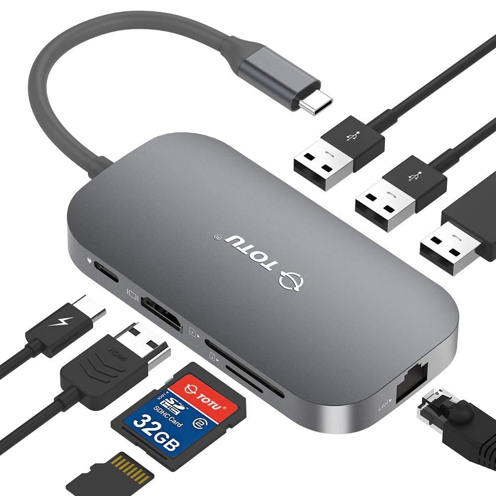 USB C Hub adaptador 4K hdmi, 2xusb 3.0 para mac pro (xmp)