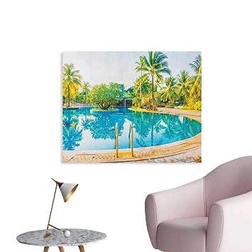 Remarkable Amazon Com Anzhutwelve Landscape Art Decor Decals Stickers Frankydiablos Diy Chair Ideas Frankydiabloscom