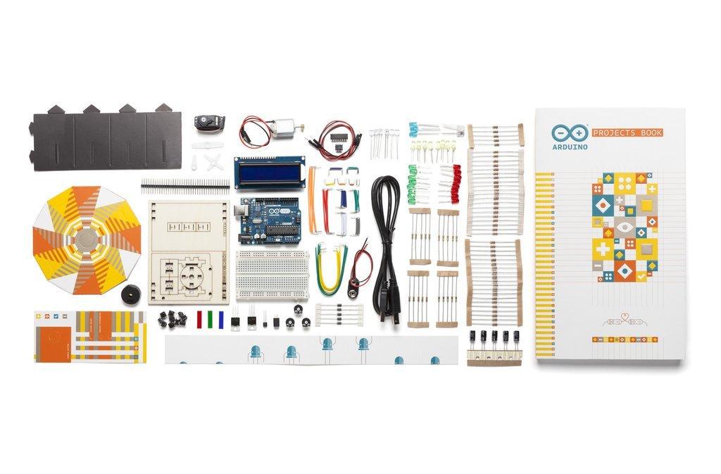 Arduino Starter Kit muy completo