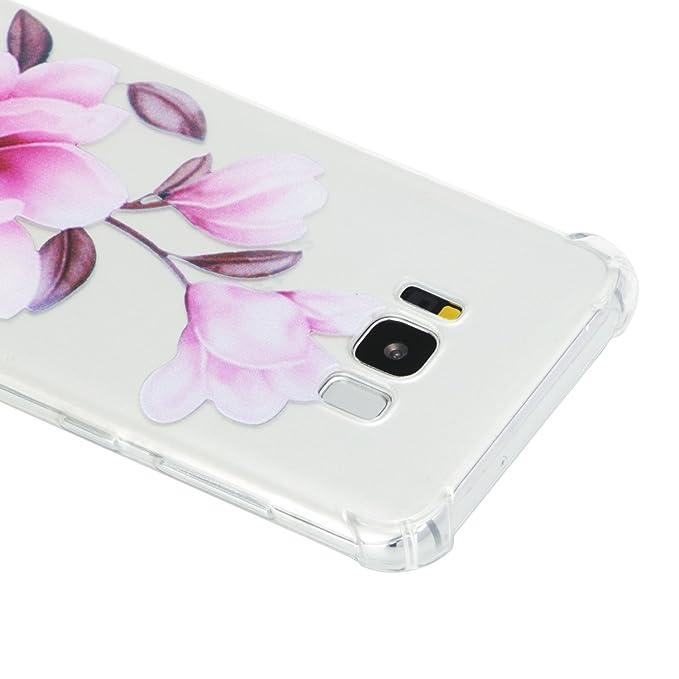 idatog galaxy s8 hlle kreatives muster transparent tpu silikon schutz handy hllen smartphone schutzhlle case cover - Handyhullen Muster