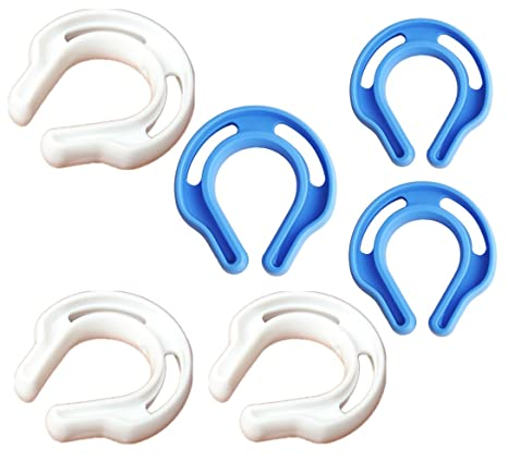 HiCat 6 piezas de seguridad para niños sin dedos Pinch tope ...