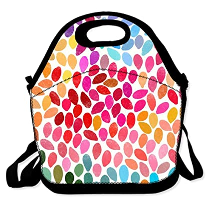 298ee3d7e708 Amazon.com: Lunch Bag for Boys Girls Kids Women Insulated Thick ...