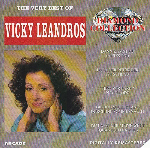 Vicky Leandros - Very Best Of-Diamond Collection By Vicky Leandros - Zortam Music