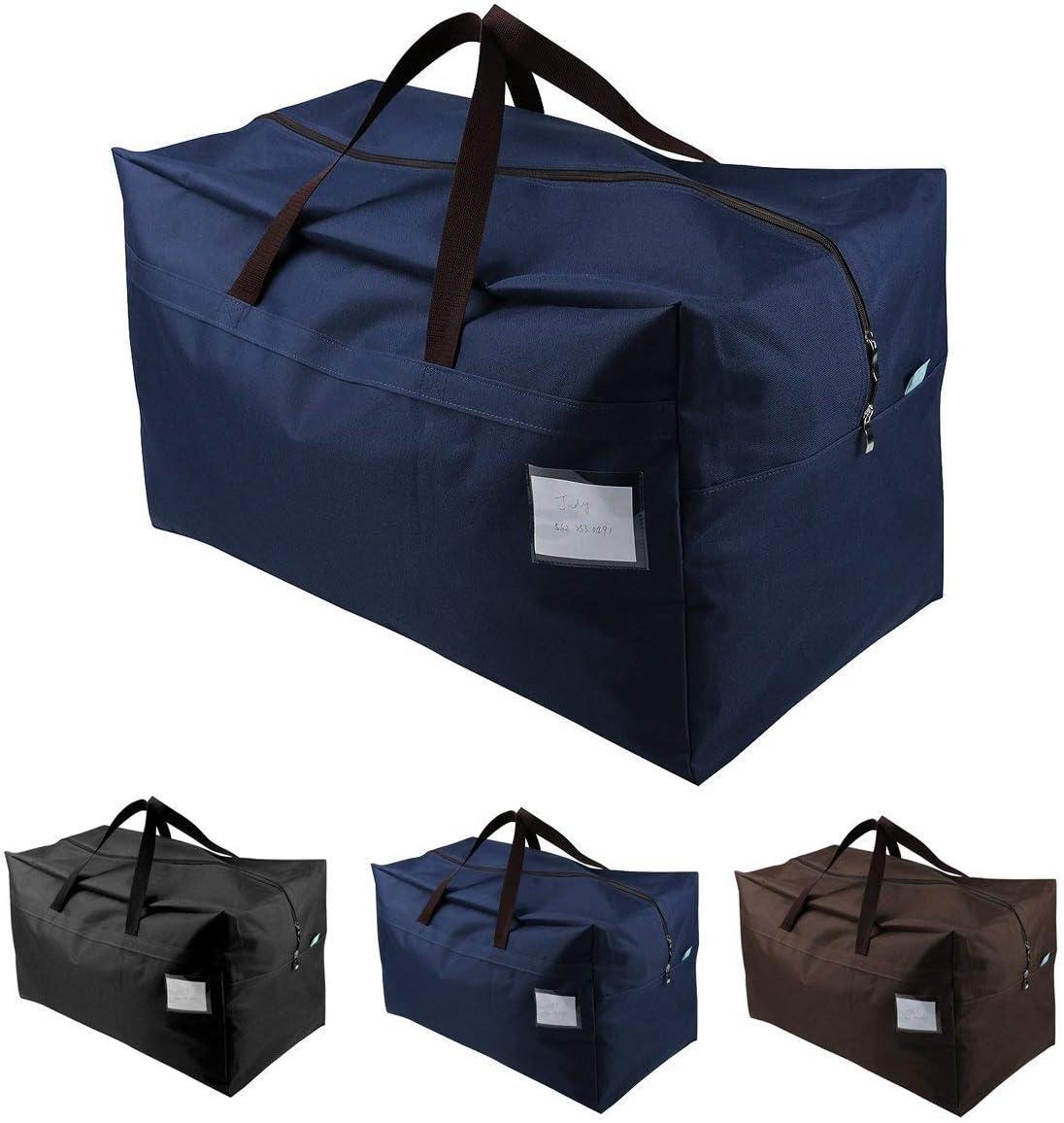 Blau iwill createpro Festliche Dekoration-Einzelteile Speicher-Organisator-Beutel Reisende Speicherbeutel Gehen Sie College-Aufbewahrungsbeutel 100L