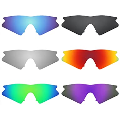 4feb1f7f1cc Image Unavailable. Image not available for. Color  Revant Replacement Lenses  for Oakley M Frame Sweep ...