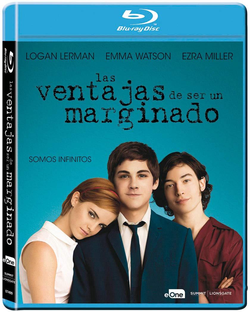 Las Ventajas De Ser Un Marginado Blu-Ray [Blu-ray]