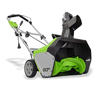 Greenworks Snow Thrower 2600502