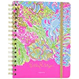 Lilly Pulitzer Large 17 Month 2016-2017 Agenda, Lover's Coral (162021)