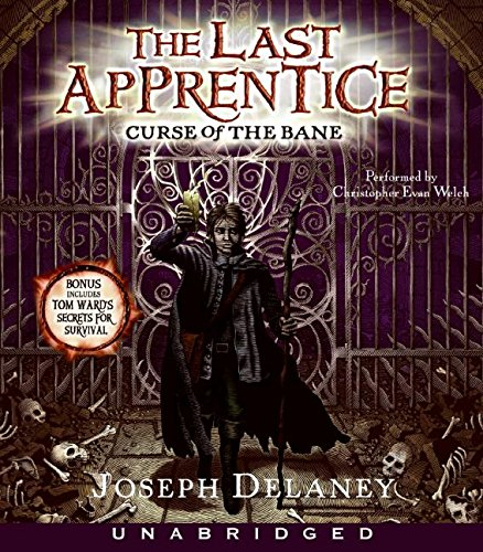 The Last Apprentice: Curse of the Bane (Book 2) CD by Greenwillow Books