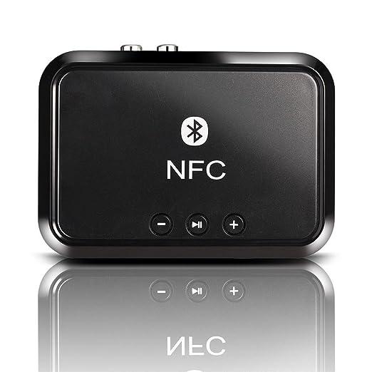 44 opinioni per Andven Ricevitore Bluetooth Senza Fili, Adattatore Audio Wireless Bluetooth