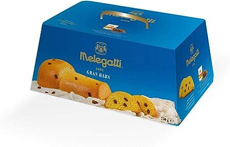 Tarta Gran Babà Melegatti: Amazon.es: Hogar