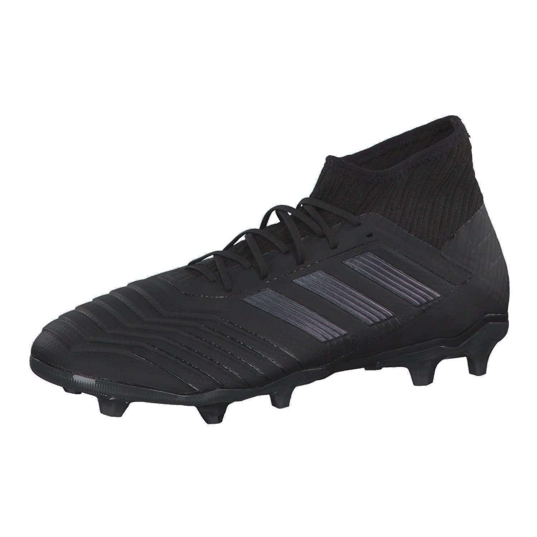 Noir noir noir 45 1 3 EU adidas Prougeator 19.2 FG, Chaussures de Football Homme
