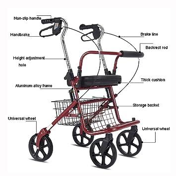 Beste Reise Leichte Faltbare Mobilität Roller Roller