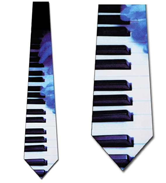 51327a4d7461 Amazon.com: Keyboard ties Mens Music Neck Ties: Clothing