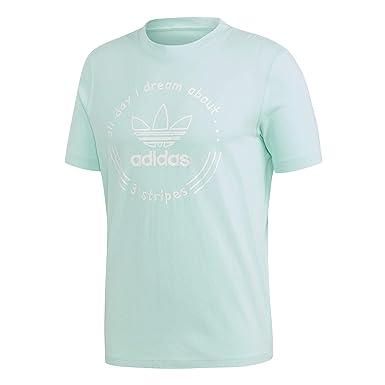 59dfb9efb0239 adidas Originals Hombres Ropa Superior Camiseta Hand Drawn T4  Amazon.es   Deportes y aire libre