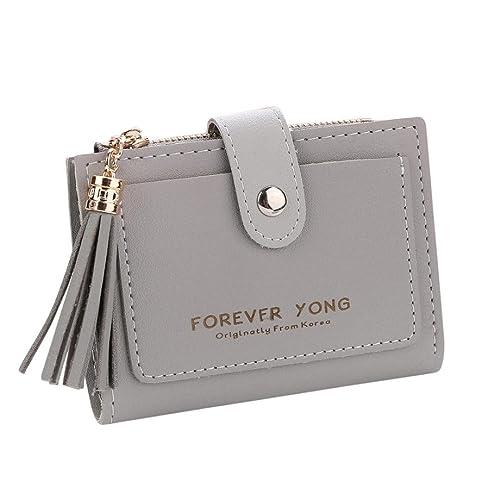 2fd907e599569 Damen Leder Brieftasche