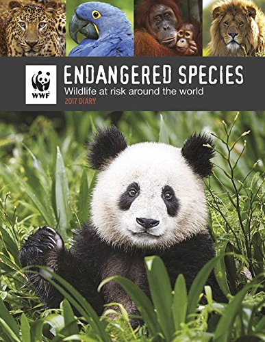 WWF Endangered Species Dlx D 2017 (Diary ()