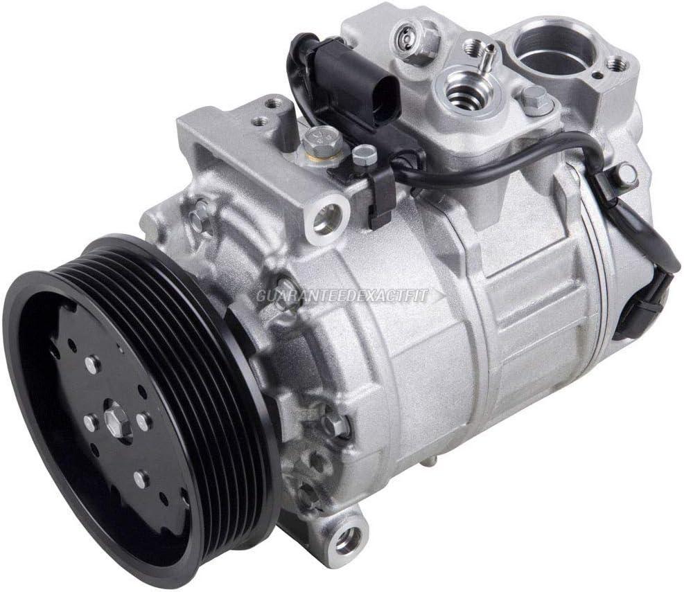 AC Compressor w// A//C Drier For Audi Q7 Volkswagen Touareg Porsche Cayenne