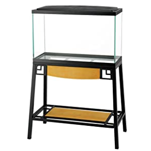 Stand for 20 gallon long tank 30 by 12-Inch