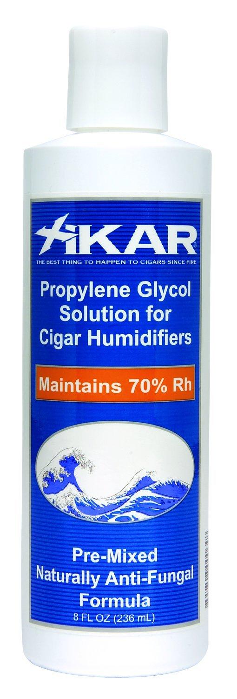 Xikar Large Cigar Humidor Solution Propylene Glycol 16 Ounces by Xikar