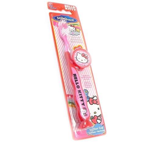 Cepillo de dientes Hello Kitty