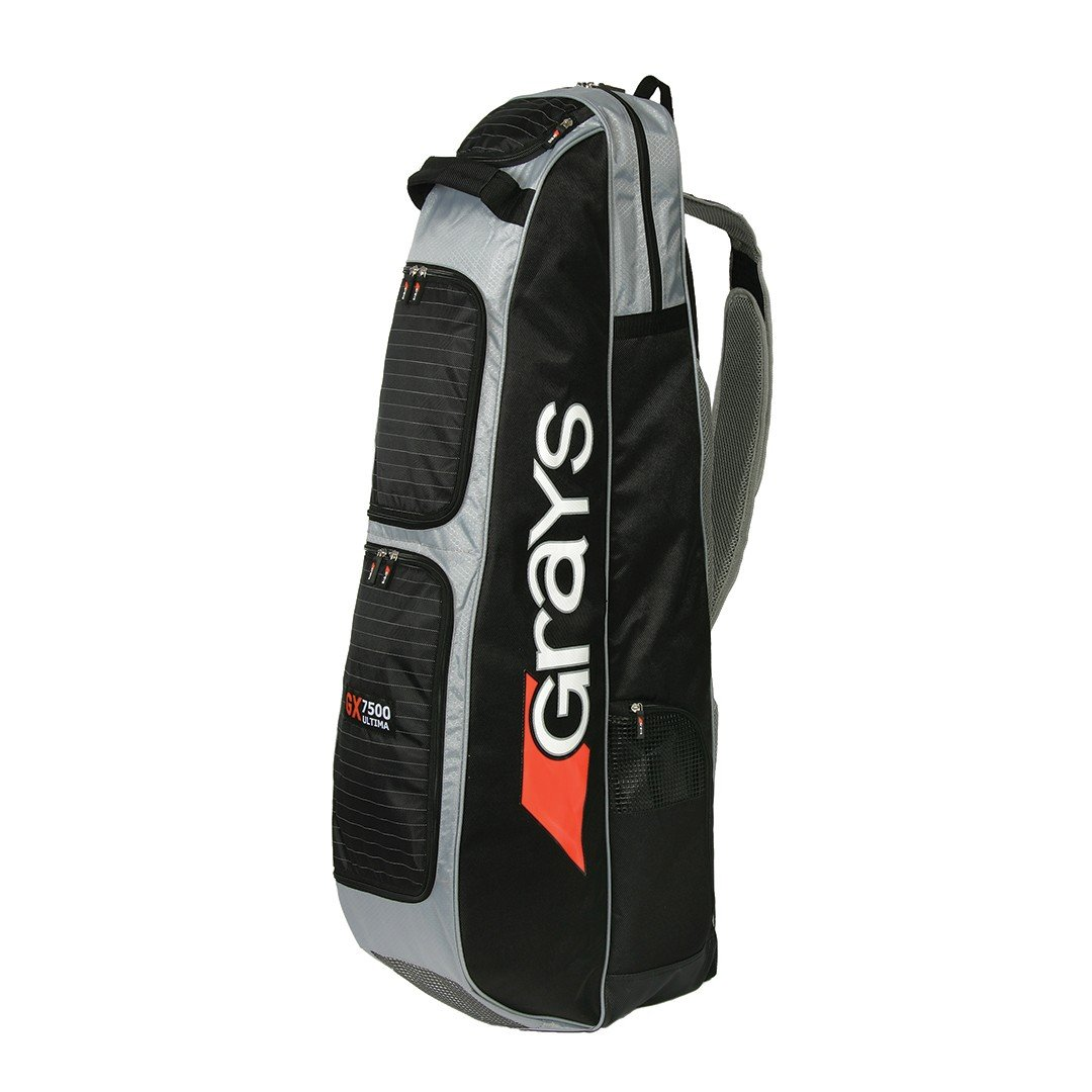 GRAYS GX 7500 Ultima Bolsa de Training, Negro/Plata