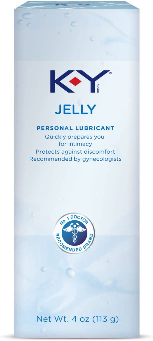 K-Y Jelly Premium Personal Lubricant