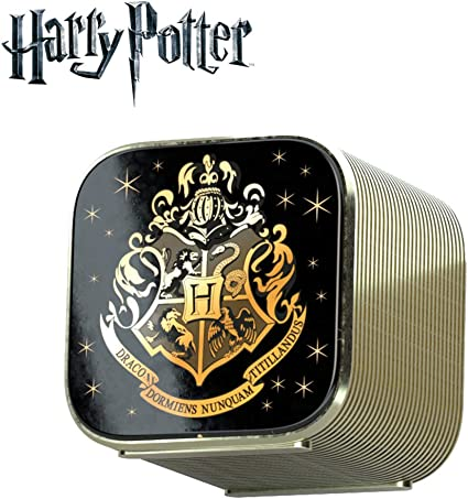 Caja de Audio portátil Bluetooth 4.0 (3 W) Hogwarts - Altavoz ...