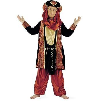 Lima - Disfraz de árabe para niño (MI314)