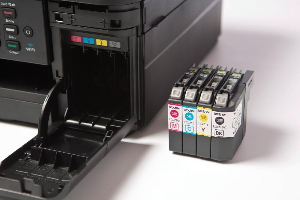 Brother MFC-J480DW multifuncional - Impresora multifunción ...