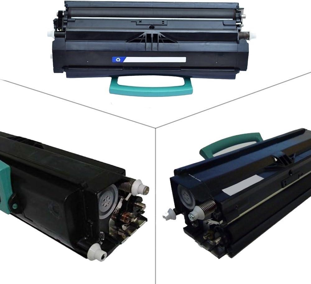 Black NYT Remanufactured 5 Pack 12A8305 E330 Toner for Lexmark E332 E332n Made in USA