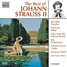 Best of Johann Strauss Jr