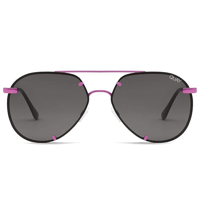 Amazon.com: Gafas de sol Quay Australia X Nabilla Rebelle en ...