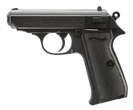 amazon com walther ppk 177 caliber steel bb airgun airsoft rh amazon com