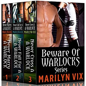 Beware of Warlocks Box Set Audiobook