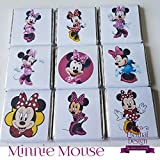 Eternal Design DIY Milk Chocolate Neapolitans Minnie Mouse Variety Pack VPLSC 005
