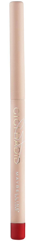 Maybelline X Gigi Hadid Perfilador de Labios Color Sensational West Coast Glow Edición Limitada, Tono GG25 Austyn L' Oreal 3600531482220