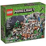 LEGO (LEGO) Cave of MINECRAFT Minecraft mountain The Mountain Cave 21137
