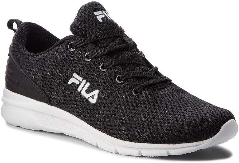 Fila Fury Run 3 Sneakers Herren Schwarz