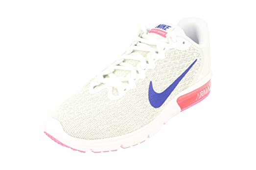 amazon com nike womens air max sequent 2 running trainers 852465