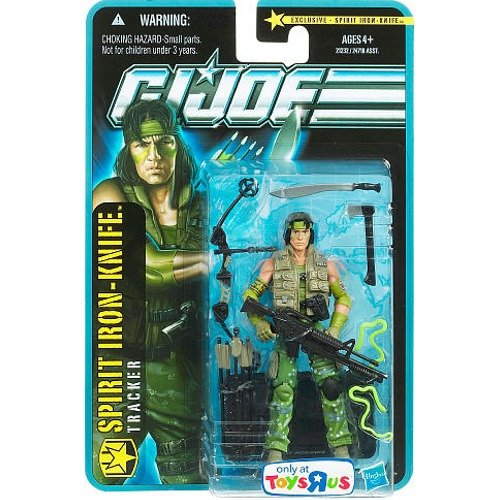 G.I. Joe Pursuit of Cobra Exclusive 3 3/4 Inch Action Figure Spirit ()
